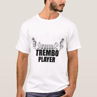 TREMBOプレーヤー Tシャツ