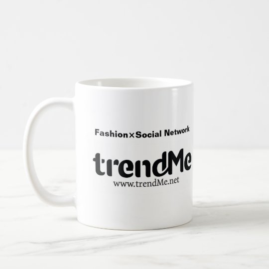 trendMeのマグカップ コーヒーマグカップ