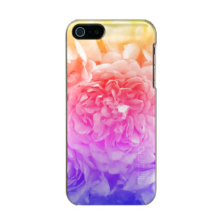 Trendy Rose メタリックiPhone SE/5/5sケース