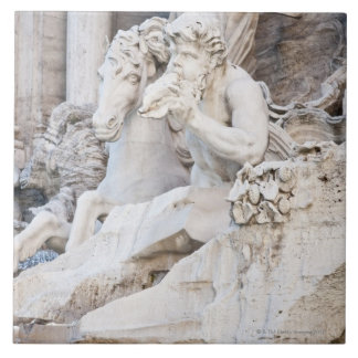 Treviの噴水(イタリア語: Fontana di Trevi) 2 タイル