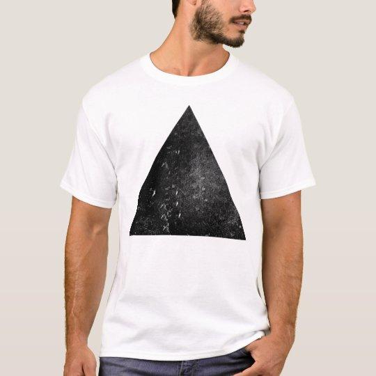 triangle tシャツ