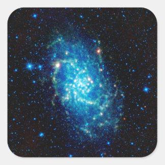 Triangulumの銀河系 スクエアシール