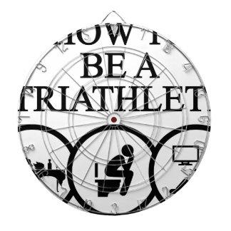 triathlon10 ダーツボード