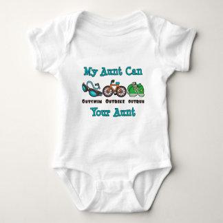Triathlon Baby Bodysuit叔母さん ベビーボディスーツ