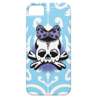 Tribal cover / Baby Blue iPhone SE/5/5s ケース