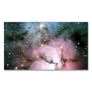TRIFID星雲(宇宙) ~.jpg マグネット名刺 (25枚パック)