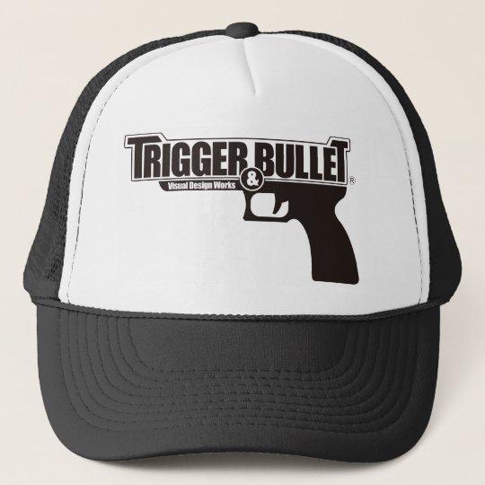 TRIGGER & BULLET CAP キャップ