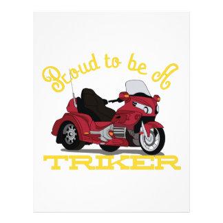 Triker レターヘッド