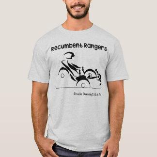 Trikes Recumbentレーンジャー Tシャツ