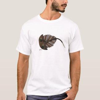 Tril錆ついたTrilobite Tシャツ