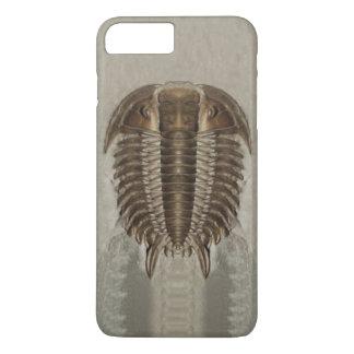 Trilobiteの化石の電話箱 iPhone 8 Plus/7 Plusケース