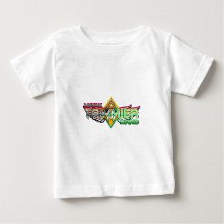Trimmierバンドに印を付けて下さい ベビーTシャツ
