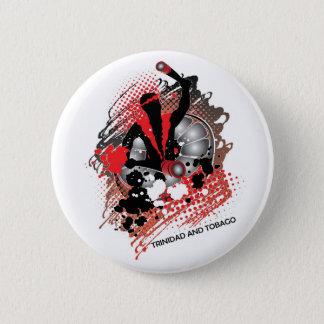 triniのpanmanボタン 5.7cm 丸型バッジ