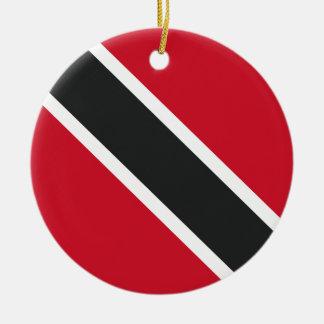 Trinidadtobagoの旗 セラミックオーナメント