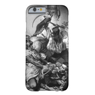 Tripoli_WaのAlgerineのDecaturの対立 Barely There iPhone 6 ケース