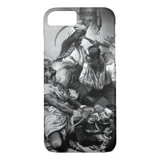 Tripoli_WaのAlgerineのDecaturの対立 iPhone 8/7ケース