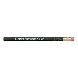 Triquetra (緑) 鉛筆