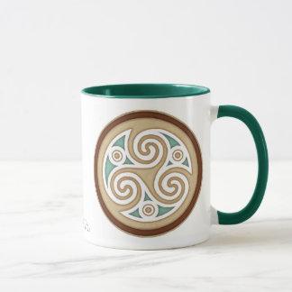 Triskeleの軽いマグ マグカップ