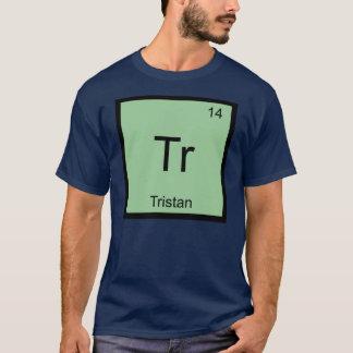 Tristan一流化学要素の周期表 Tシャツ