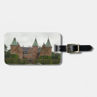 Trolleholmの城、スウェーデン ラゲッジタグ