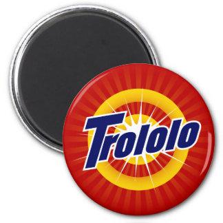 Trololoの円形の磁石 マグネット