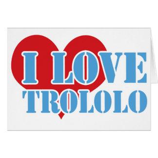 Trololo カード