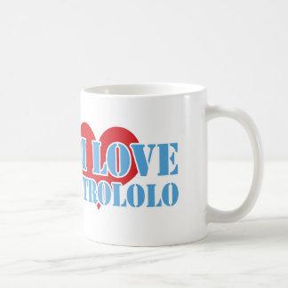 Trololo コーヒーマグカップ