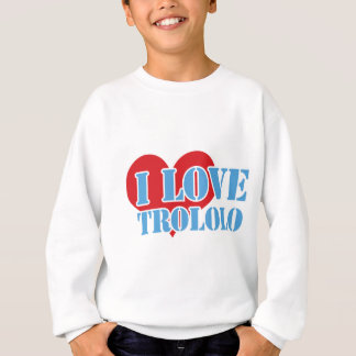 Trololo スウェットシャツ