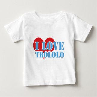 Trololo ベビーTシャツ