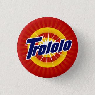 "Trololo 1.25の""円形ボタン 3.2cm 丸型バッジ"