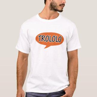 TROLOLO Tシャツ