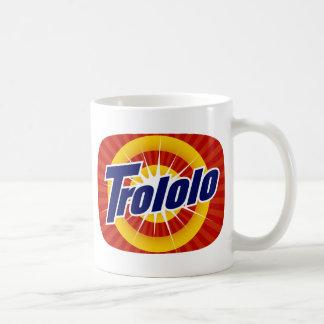 Trololo TeeVeeのマグ コーヒーマグカップ
