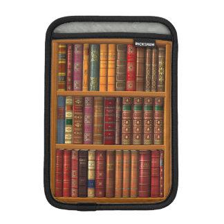 """Trompe - l ' oeil """"フランスのな図書館"""" iPad miniスリーブ"""