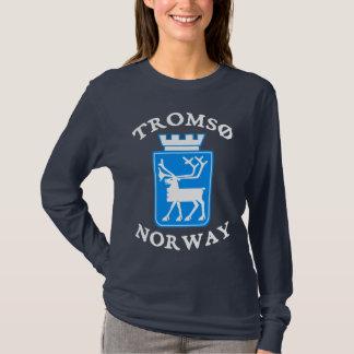 Tromsø、ノルウェー(Norge) Tシャツ