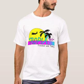 TropixAirのロゴ Tシャツ