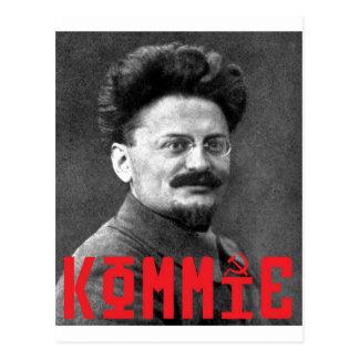 trotsky ポストカード