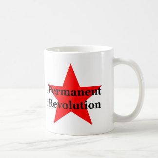 Trotsky: 永久的な改革 コーヒーマグカップ