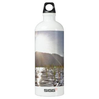 trout湖のPeacefull水 ウォーターボトル