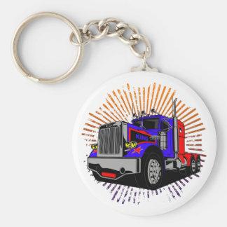 Trucker王 キーホルダー