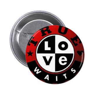 True_Love_Waits2 5.7cm 丸型バッジ