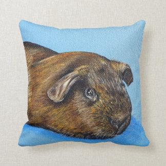 Truffle the Guinea Pig クッション