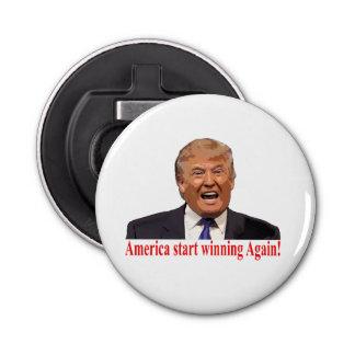 Trump大統領: 再度勝つアメリカの開始! 栓抜き