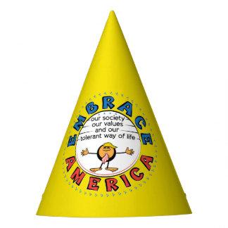 Trump Caricature容認アメリカの大統領 パーティーハット