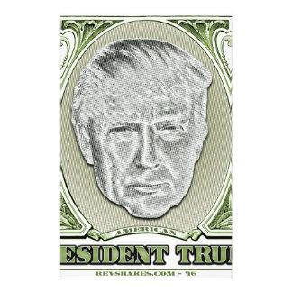 Trump Dollar大統領 便箋