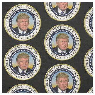 Trump Photo Presidential Seal大統領 ファブリック
