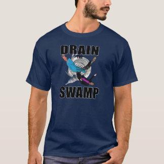 Trump Unique泥地の大統領の2017年のワイシャツを流出させて下さい Tシャツ