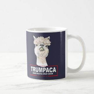 Trumpacaの公式のキャンペーンマグ コーヒーマグカップ