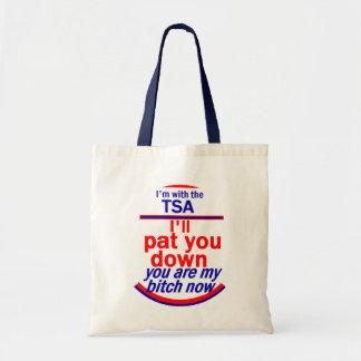 TSAのバッグ トートバッグ