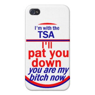 TSA Speckの場合 iPhone 4/4Sケース