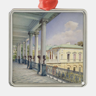 Tsarskoye Selo 1859年のカメロンのギャラリー メタルオーナメント